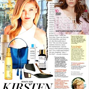 Marie Claire July 2014