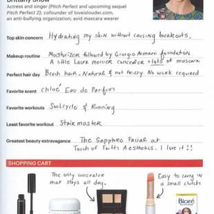 Press Allure Beauty Product Finder